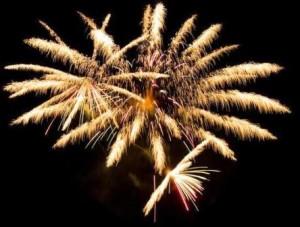 Feuerwerk Musik BS