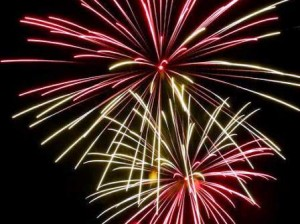 preiswertes Feuerwerk selbstzuenden