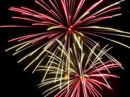 Feuerwerk in Gifhorn
