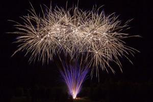 Feuerwerk in Wolfsburg und Umgebung
