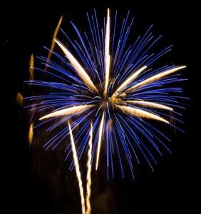 Feuerwerk in Einbeck und Northeim
